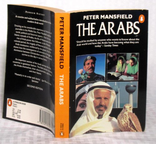 9780140135749: The Arabs (Penguin history)