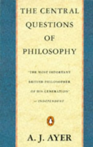 9780140135800: The Central Questions of Philosophy (Penguin philosophy)
