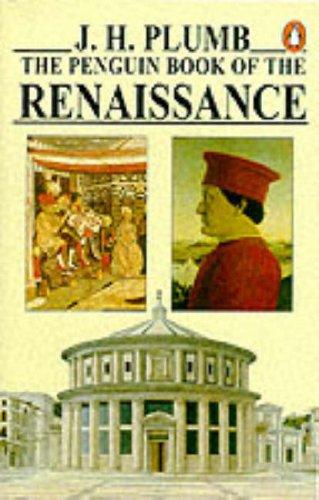 9780140135893: The Penguin Book of the Renaissance (Penguin history)