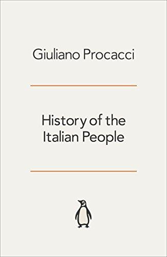 9780140135909: History of the Italian People