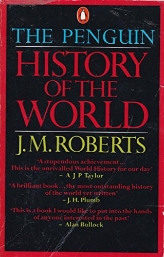 9780140135916: The Penguin History of the World, Revised Edition