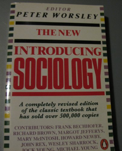 9780140135947: The New Introducing Sociology: Third Revised Edition (Penguin Social Sciences)