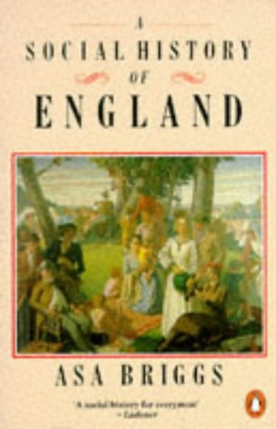 9780140136067: A Social History of England