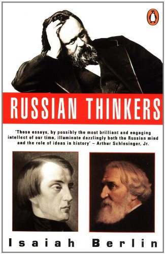 9780140136258: Russian Thinkers