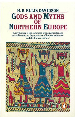 9780140136272: Gods and Myths of Northern Europe