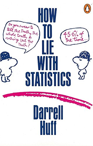 9780140136296: How to Lie with Statistics