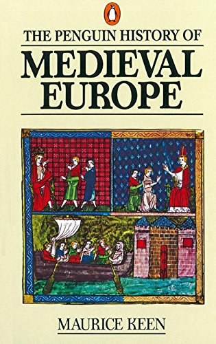 9780140136302: The Penguin History of Medieval Europe