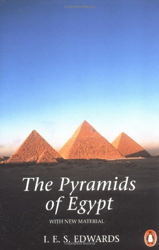 9780140136340: The Pyramids of Egypt (Penguin archaeology)