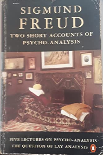 9780140136548: Two Short Accounts of Psycho Analysis (Penguin psychology)