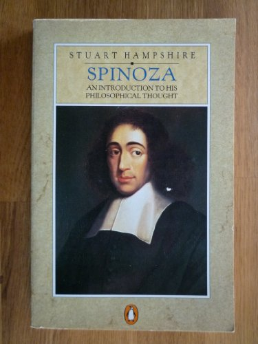 9780140136562: Spinoza: An Introduction to His Philosophical Thought (Penguin philosophy)