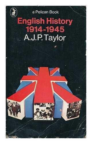 9780140136616: English History 1914-1945