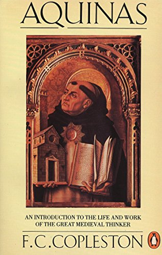 9780140136746: Aquinas: An Introduction to the Life and Work of the Great Medieval Thinker (Penguin Philosophy)