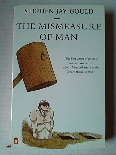 9780140136814: The Mismeasure of Man (Penguin science)