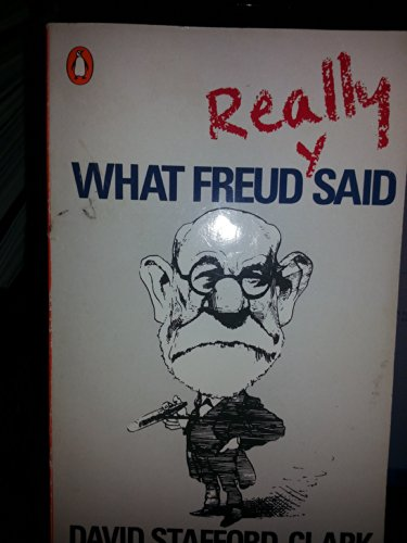 9780140136821: What Freud Really Said (Penguin psychology)