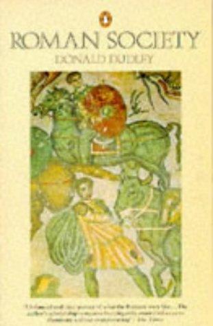 9780140136845: Roman Society (Penguin History)