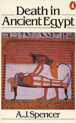9780140136890: Death in Ancient Egypt (Penguin archaeology)