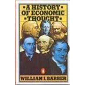 9780140136906: History of Economic Thought