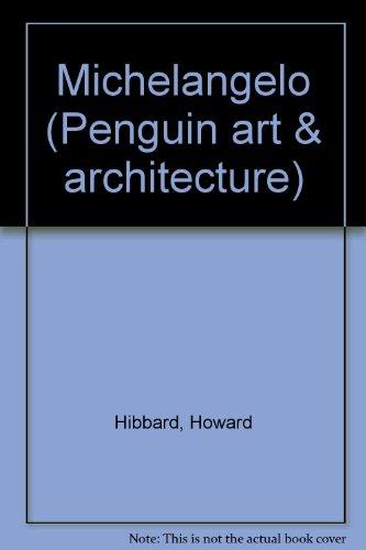 9780140136975: MICHELANGELO (PENGUIN ART & ARCHITECTURE)