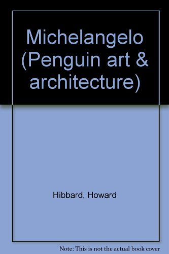 9780140136975: Michelangelo (Penguin art & architecture)
