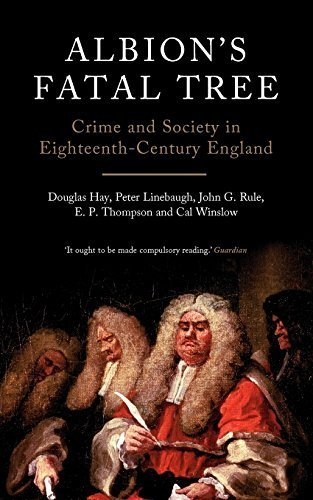 9780140137293: Albion's Fatal Tree: Crime and Society in Eighteenth-Century England
