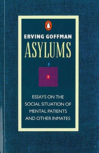 9780140137392: Asylums (Penguin Social Sciences)