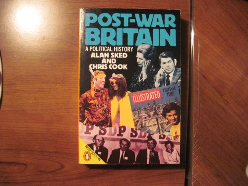 9780140137507: Post-war Britain: A Political History; Second Edition
