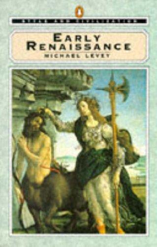 9780140137569: Early Renaissance (Style & Civilization)