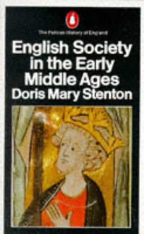 9780140137651: English Society in the Early Middle Ages (Penguin history)