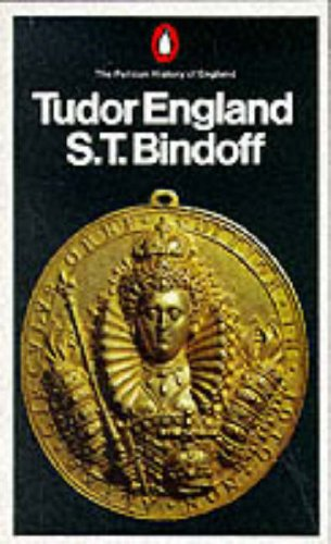 9780140137675: Tudor England (Hist of England, Penguin)