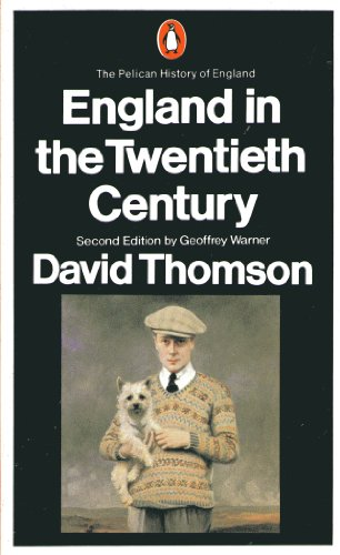 9780140137712: England in the 20th Century, 1914-1979: Second Edition (Hist of England, Penguin)