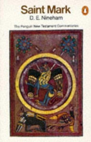9780140137743: Saint Mark (Penguin New Testament Commentaries)