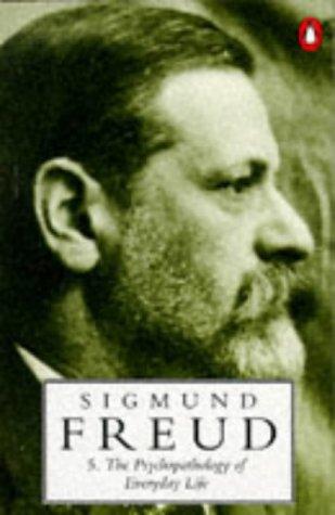 Psychopathology of Everyday Life by Sigmund Freud 1991 Paperback