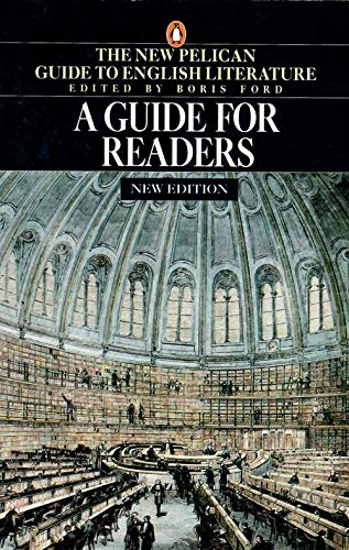 9780140138160: Guide for Readers (New Pelican Guide to English Literature)