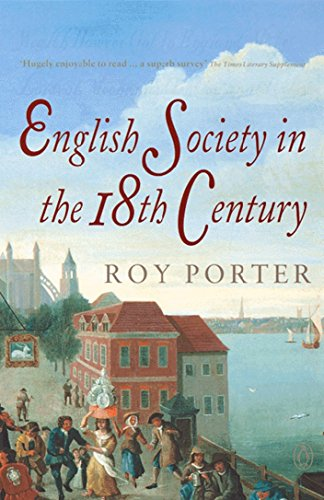 9780140138191: English Society in the Eighteenth Century, Second Edition (The Penguin Social History of Britain)