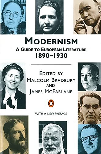 9780140138320: Modernism: A Guide to European Literature 1890-1930 (Penguin Literary Criticism)