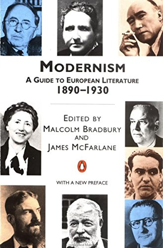 9780140138320: Modernism: A Guide to European Literature 1890-1930 (Penguin Literary Criticism)
