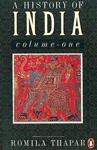 9780140138351: A History of India: v. 1 (Penguin History)