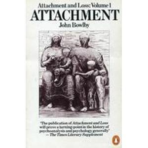 9780140138375: Attachment and Loss: Attachment v. 1 (Penguin psychology)