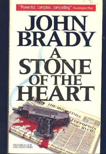 A Stone of the Heart (A Detective Sergeant Matt Minogue Mystery): Brady, John