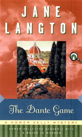 9780140138870: The Dante Game: A Homer Kelly Mystery