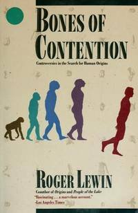 9780140139006: Bones of Contention: Controversies in the Search for Human Origins (Penguin Science)