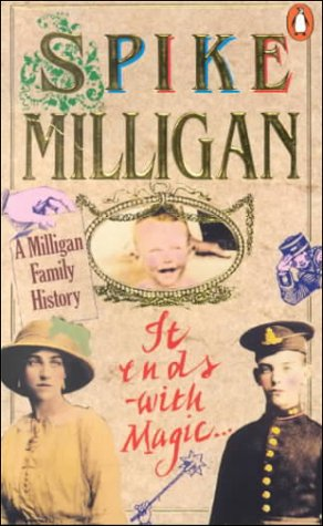 9780140139129: It Ends With Magic: A Milligan Family Story