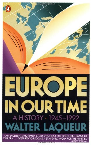 9780140139693: Europe in Our Time: A History 1945-1992