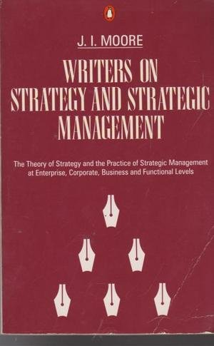 9780140139853: Writers on Strategy and Strategic Management