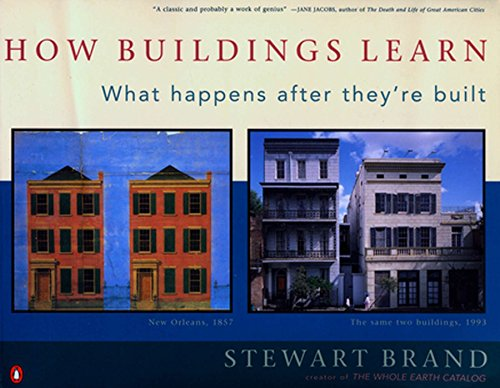 9780140139969: How Buildings Learn: What Happens After They're Built