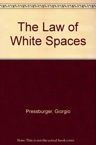 9780140140330: The Law of White Spaces