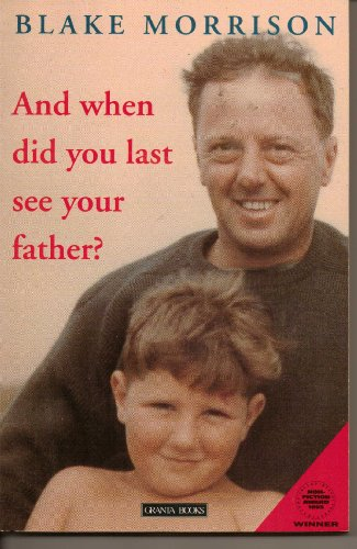 9780140140743: And When Did You Last See Your Father?