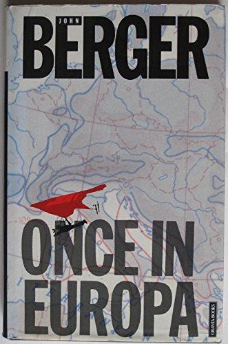 Once in Europa.: BERGER, John