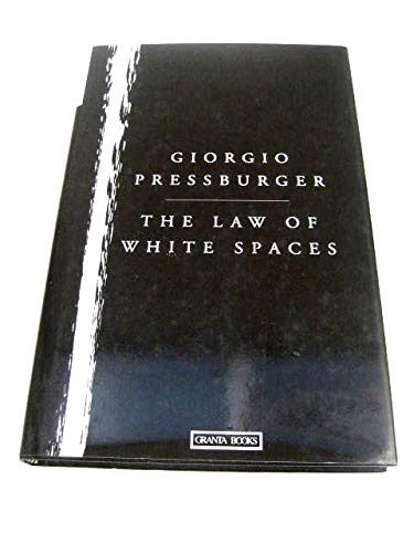 9780140142211: The Law of White Spaces