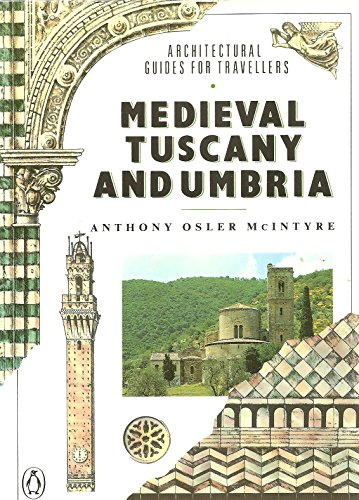 9780140143133: Medieval Tuscany and Umbria (Penguin Travel Library)